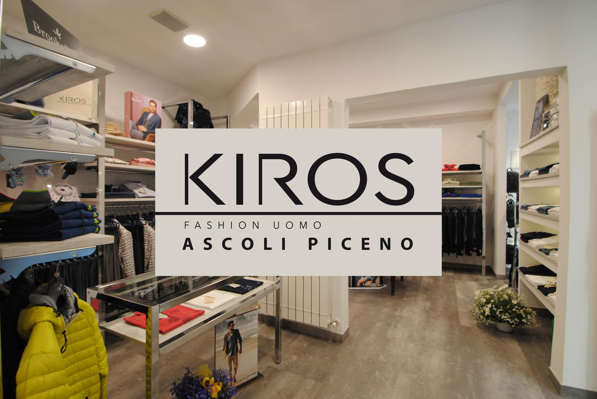 sports shoes d3e3b e7604 FILOSOFIA E MISSION - KIROS Abbigliamento firmato uomo ...